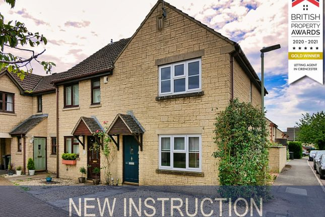 3 bed semi-detached house to rent in Kemble Drive, Cirencester GL7