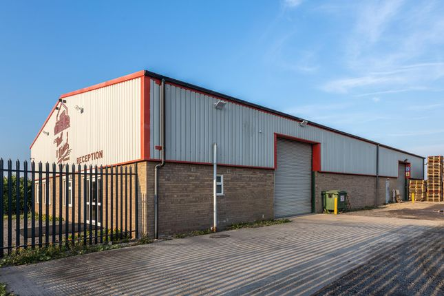 Thumbnail Industrial to let in Plover Close, Riverside Industrial Estate