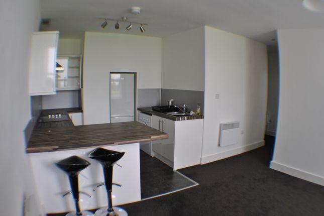 Thumbnail Flat to rent in Manor Road, Ossett