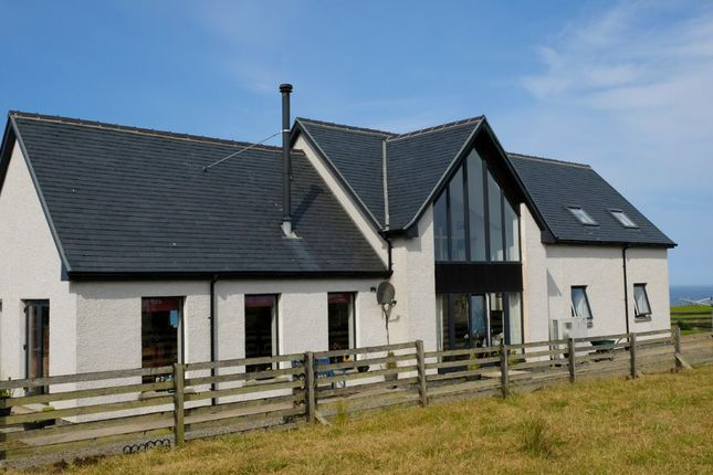 Thumbnail Detached house for sale in North Tolsta, Isle Of Lewis