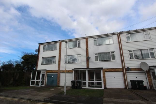 Thumbnail Terraced house to rent in Chestnut Close, Northfleet, Gravesend, Kent