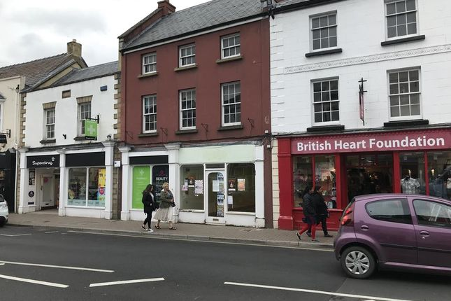 Thumbnail Retail premises to let in 43 Monnow Street, Monmouth, Monmouthshire