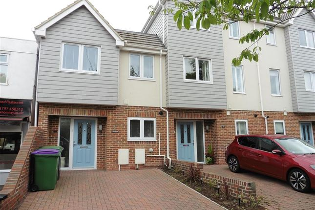 Thumbnail End terrace house for sale in Littlestone Road, Littlestone, New Romney, Kent
