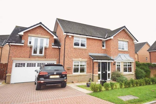 Thumbnail Detached house for sale in 13 Dunnottar Drive, Kilmarnock