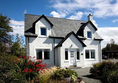 Thumbnail Detached house for sale in 4 Kensaleyre Park, Isle Of Skye