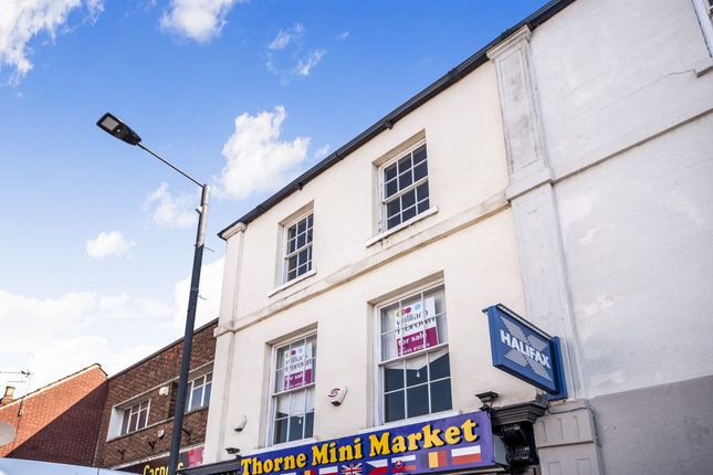 Thumbnail Maisonette for sale in Market Place, Thorne, Doncaster