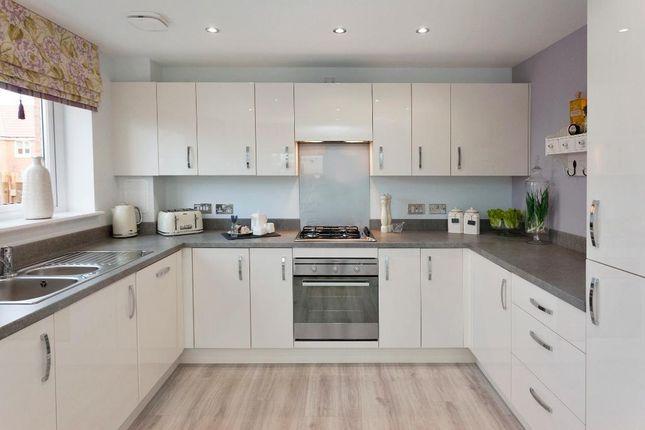 Kitchen of The Blair, Early Braes, Barlanark, Glasgow G33