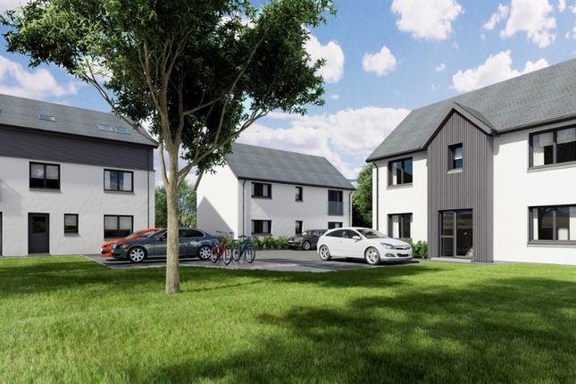 Thumbnail Flat for sale in Plot 6, Perth Road, Little Dunkeld, Perthshire