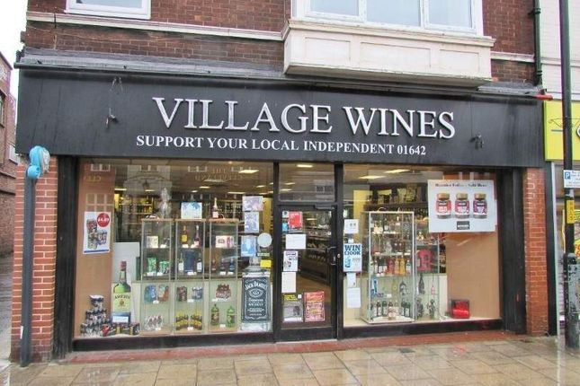 Retail premises for sale in 451 Linthorpe Road, Middlesbrough