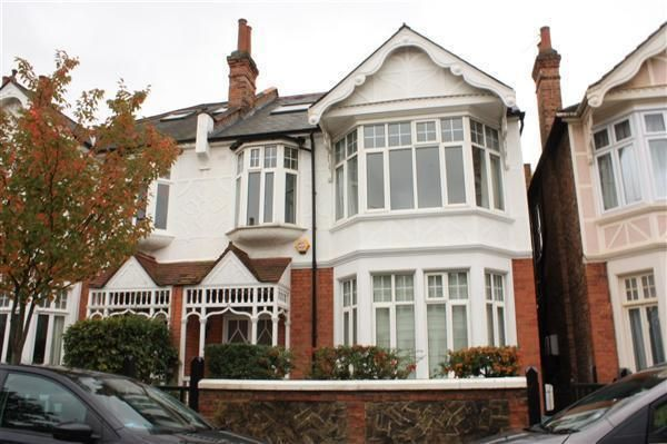 Thumbnail Semi-detached house to rent in Fordhook Avenue, Ealing Common, Ealing