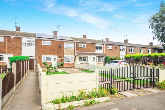 Thumbnail Terraced house for sale in Rudge Close, Willenhall, West Midlands