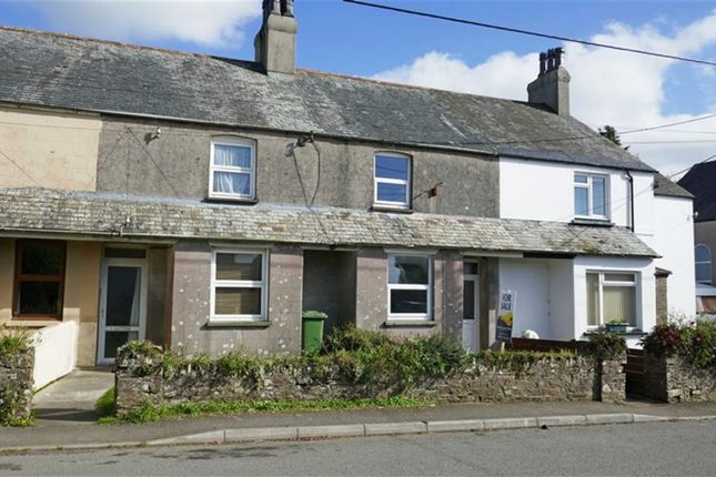 Thumbnail Terraced house for sale in Whitstone, Holsworthy