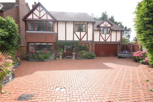 Thumbnail Detached house for sale in Winchester Close, Woolton, Liverpool
