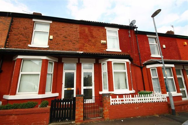 Thumbnail Terraced house to rent in Henderson Street, Burnage, Manchester