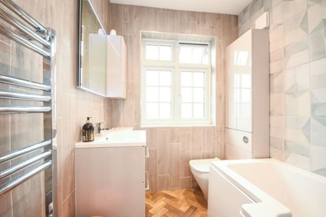 Bathroom of The Avenue, Witham CM8
