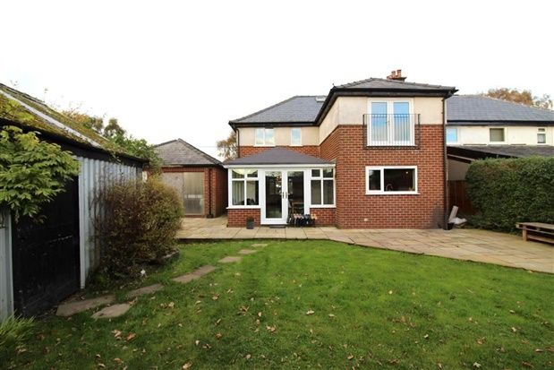 Thumbnail Property for sale in Woodcock Estate, Preston