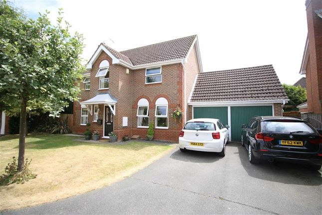 Thumbnail Detached house for sale in West Beck Grove, Darlington, Co. Durham