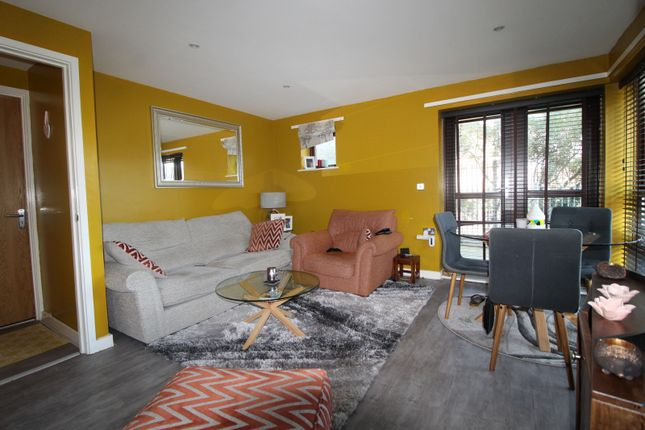 Thumbnail Flat for sale in Seddon Court, Brooklands Road, Romford