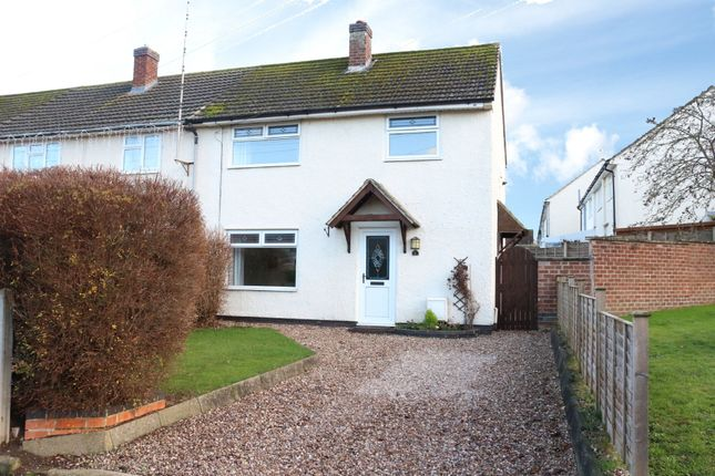 Thumbnail Semi-detached house to rent in The Orchard, Marton, Rugby