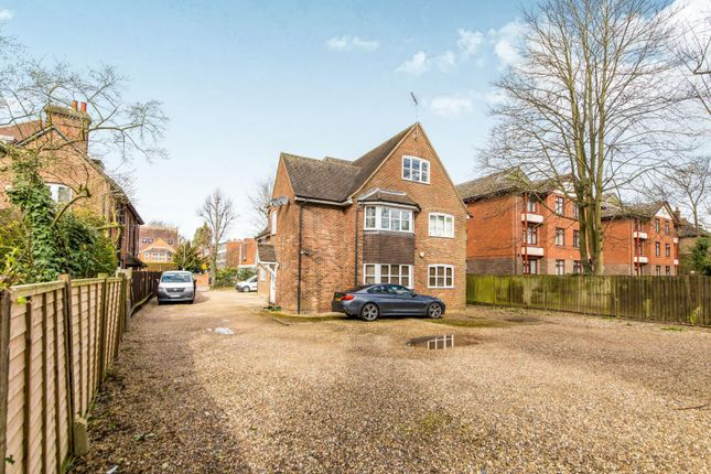 Outside of Sherbourne Court, Beaconsfield Road, St Albans AL1