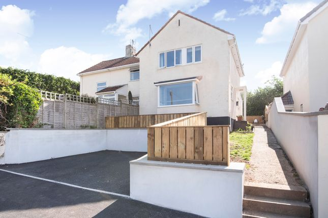 Thumbnail Semi-detached house for sale in Higher Westonfields, Totnes
