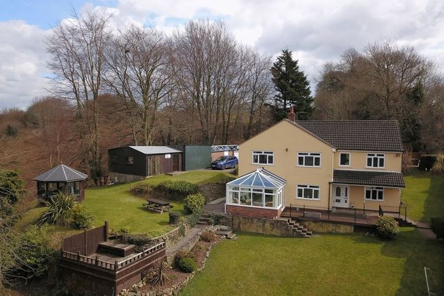 Thumbnail Detached house for sale in Wynolls Hill Lane, Coleford