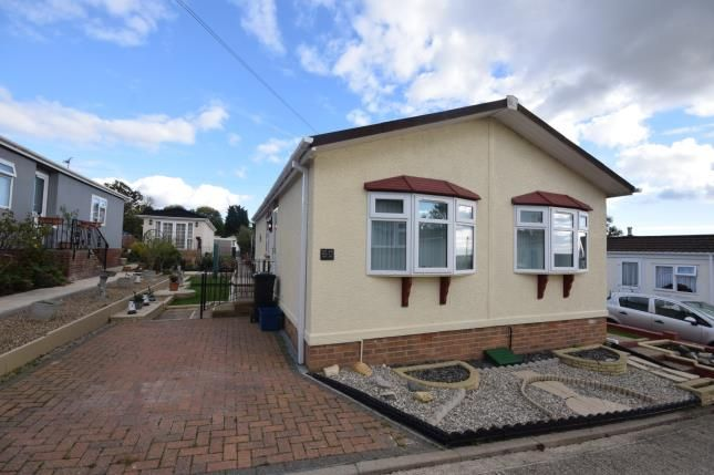 Thumbnail Mobile/park home for sale in West Avenue, Althorne, Chelmsford