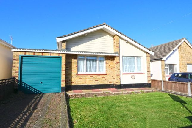 Thumbnail Detached bungalow for sale in Villiers Way, Benfleet