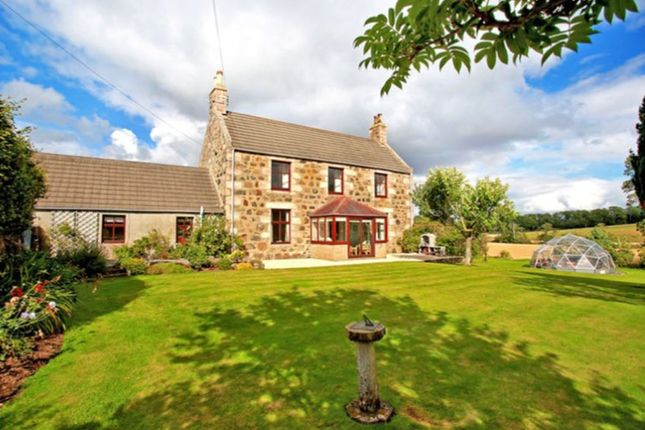 Thumbnail Detached house for sale in Pitcaple, Inverurie