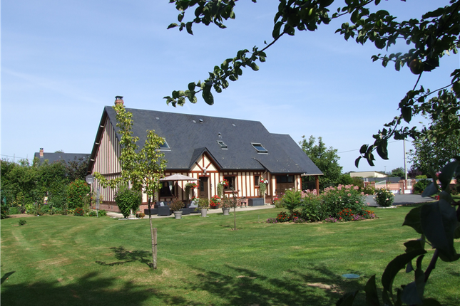 Thumbnail Detached house for sale in Lieurey, Eure, Normandy, France