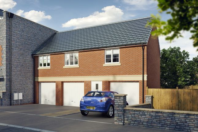 """Thumbnail Property for sale in """"The Hazel"""" at Mill Lane, Bitton, Bristol"""