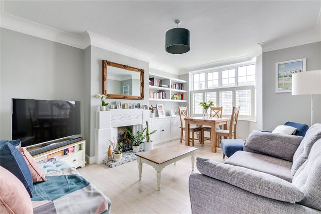 Thumbnail Flat for sale in Manor Court, Leigham Avenue, London