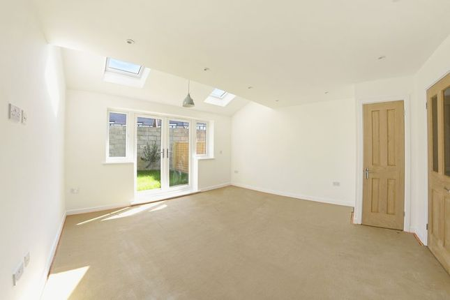 Thumbnail Semi-detached house for sale in Warnford Road, Southbourne