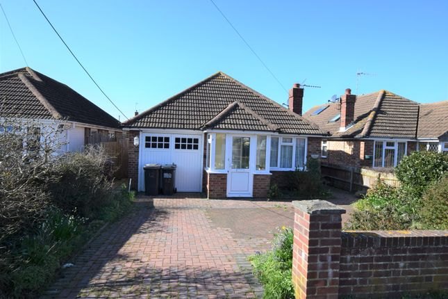 Thumbnail Bungalow for sale in Val Prinseps Road, Pevensey Bay