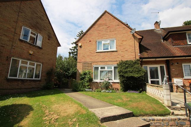 Thumbnail End terrace house for sale in Elizabeth Avenue, Enfield
