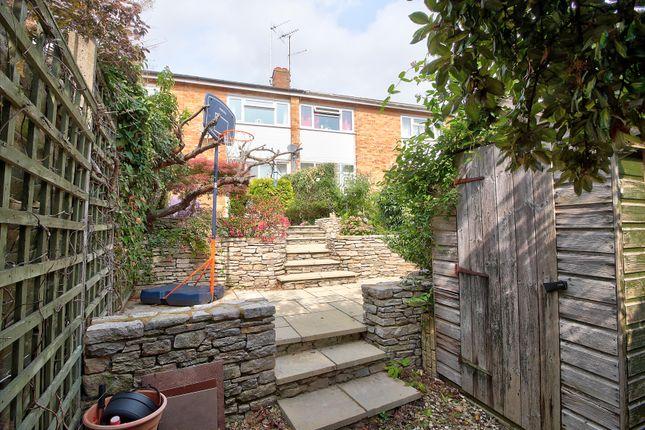 Rear Garden of Mowbray Drive, Tilehurst, Reading RG30