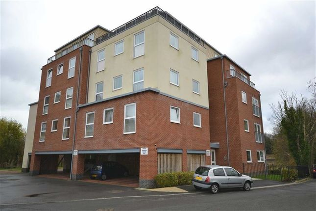 Thumbnail Flat for sale in Ernest Court, Northwich, Cheshire