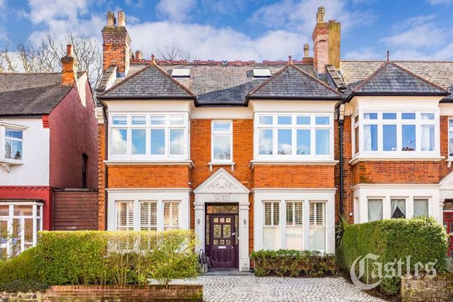 Thumbnail Semi-detached house for sale in Coleridge Road, London