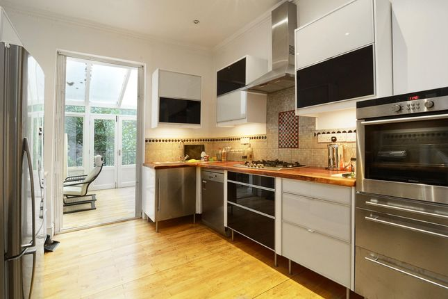 Thumbnail Flat to rent in Kensington Park Road, London