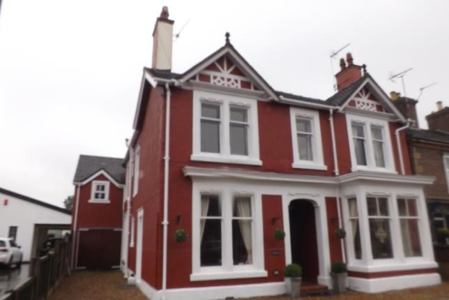 Thumbnail Detached house for sale in Crewe Road, Alsager, Cheshire