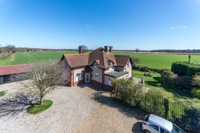Thumbnail Detached house for sale in Maldon Road, Birch, Colchester