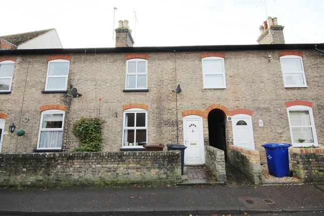 2 bed terraced house for sale in Chapel Street, Exning, Newmarket