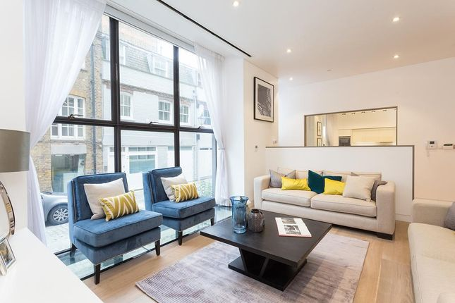 Thumbnail Duplex to rent in Kenrick Place, Marylebone, London