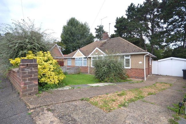 Thumbnail Bungalow to rent in Charnwood Avenue, Northampton