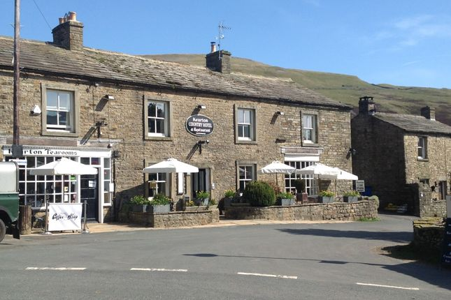 Thumbnail Hotel/guest house for sale in Richmond, North Yorkshire