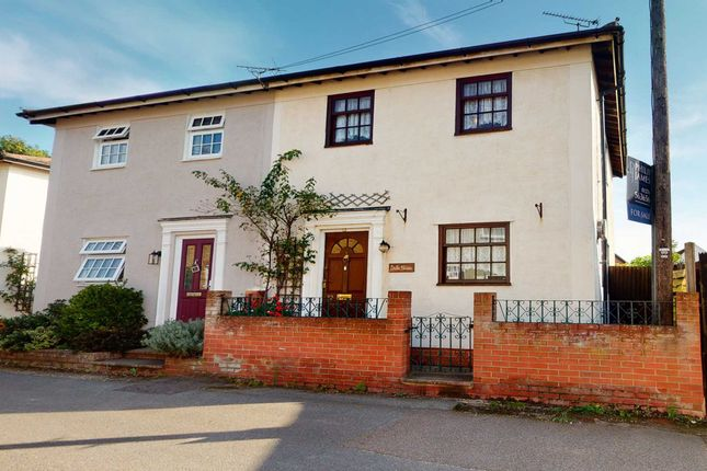 Thumbnail Semi-detached house for sale in Queen Street, Coggeshall
