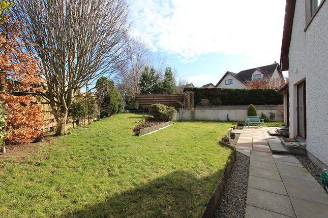 Garden of 5 Cononbrae Close, Conon Bridge, Dingwall IV7