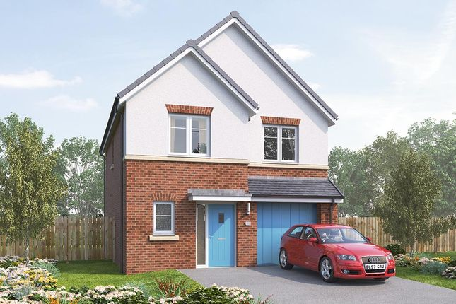 """Thumbnail Detached house for sale in """"The Ashbury"""" at Northgate Lodge, Skinner Lane, Pontefract"""