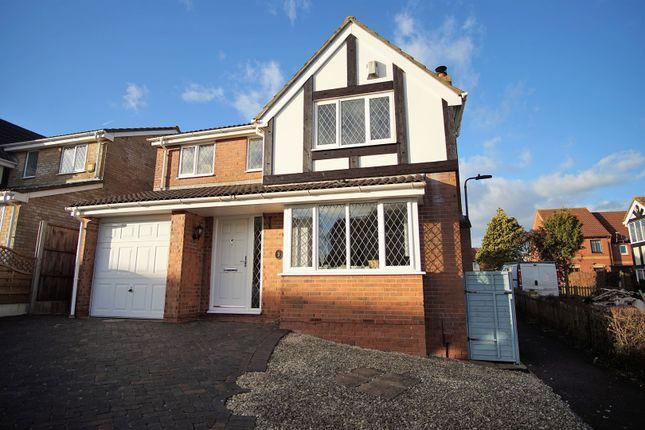 Thumbnail Detached house for sale in Ellan Hay Road, Bradley Stoke