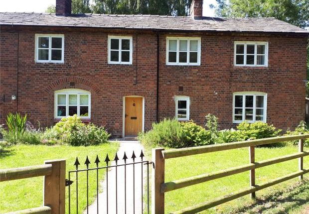 Thumbnail End terrace house to rent in Doddington, Nantwich